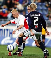 Fotball, Treningskamp, 16/07-05,<br />Viking Stadion, Viking - Birmingham City,<br />Mikael Forssell,<br />Foto: Sigbjørn Andreas Hofsmo, Digitalsport