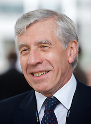 Jack Straw MP during the Labour Party Conference in Manchester, October 2 2012, Photo by Elliott Franks / i-Images