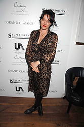 ALICE TEMPERLEY at the Grand Classic screening of The Apartment held at The Electric Cinema, 191 Portobello Road, London on 16th March 2008.<br /><br />NON EXCLUSIVE - WORLD RIGHTS