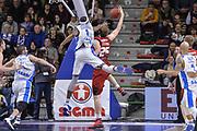 DESCRIZIONE : Eurocup 2015-2016 Last 32 Group N Dinamo Banco di Sardegna Sassari - Cai Zaragoza<br /> GIOCATORE : Henk Norel<br /> CATEGORIA : Rimbalzo Controcampo<br /> SQUADRA : Cai Zaragoza<br /> EVENTO : Eurocup 2015-2016<br /> GARA : Dinamo Banco di Sardegna Sassari - Cai Zaragoza<br /> DATA : 27/01/2016<br /> SPORT : Pallacanestro <br /> AUTORE : Agenzia Ciamillo-Castoria/L.Canu