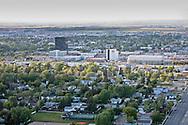 Photo Randy Vanderveen.Grande Prairie , Alberta.10-06-06.Aerial photographs of Grande Prairie Alberta.