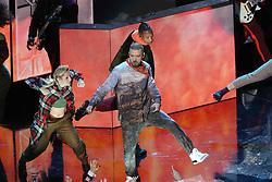 February 4, 2018 - Minneapolis, CA - Super Bowl Eagles wins 41-33 over Patriots..Justin Timberlake performs during half timeat U.S. Bank Stadium on Sunday, Feb. 4, 2018 in Minneapolis, CA (Credit Image: © Paul Kuroda via ZUMA Wire)