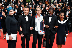 Francoise Nyssen attending the Soiree 70eme Anniversaire during the 70th Cannes Film Festival on May 23, 2017 in Cannes, France. Photo by Julien Zannoni/APS-Medias/ABACAPRESS.COM