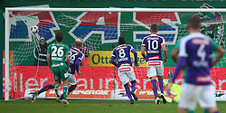 23.10.2016, Allianz Stadion, Wien, AUT, 1. FBL, SK Rapid Wien vs FK Austria Wien, 12 Runde, im Bild Elfmetertor durch Raphael Holzhauser (FK Austria Wien) // during Austrian Football Bundesliga Match, 12th Round, between SK Rapid Vienna and FK Austria Wien at the Allianz Stadion, Vienna, Austria on 2016/10/23. EXPA Pictures © 2016, PhotoCredit: EXPA/ Thomas Haumer