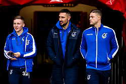 Bristol Rovers arrive at The Stadium of Light- Mandatory by-line: Robbie Stephenson/JMP - 15/12/2018 - FOOTBALL - Stadium of Light - Sunderland, England - Sunderland v Bristol Rovers - Sky Bet League One