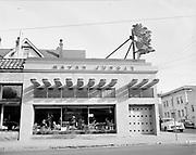 Mayan Jungle. 500 NW 21st., corner of Glisan. November 1, 1951