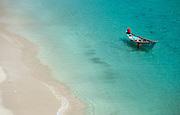 Fisherman at the shores of Hadibu, Socotra, Yemen
