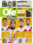 March 20, 2021 (LATIN AMERICA): Front-page: Today's Newspapers In Latin America