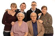 The Kreft Family Photo shoot