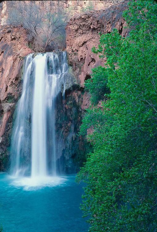 Mooney Falls, Grand Canyon Naional Park, Arizona, USA