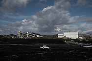 The coal deposit of the Carbosulcis mine