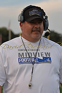 Avon at Midview varsity football on September 16, 2016. Images © David Richard and may not be copied, posted, published or printed without permission.