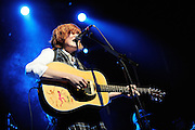 Brett Dennen performs at Terminal 5, NYC. November 20, 2009. (c) Copyright 2009 Chris Owyoung. All rights reserved.