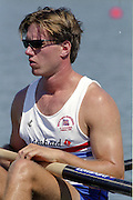 St Catherines, CANADA,  GBR M4-  Ed COODE,  competing at the 1999 World Rowing Championships - Martindale Pond, Ontario. 08.1999..[Mandatory Credit; Peter Spurrier/Intersport-images]   ...St Catherines, CANADA,  GBR W2-, Bow Dot BLACKIE and Cath BISHOP,  competing at the 1999 World Rowing Championships - Martindale Pond, Ontario. 08.1999..[Mandatory Credit; Peter Spurrier/Intersport-images]   ... 1999 FISA. World Rowing Championships, St Catherines, CANADA