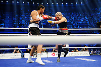 Boksing , Proffboksing ,  <br /> 24.02.17 , 20170224<br /> Boksestevnet The Nordic Rumble <br /> Cecilia Brækhus slo Klara Svensson i sin mesterskapskapskamp<br /> Foto: Sjur Stølen / Digitalsport