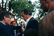 Daniel Scioli, governatore della provincia di Bueonos Aires e candidato del Frente para la Victoria, Mar der Plata 3 gennaio2015.  Christian Mantuano / OneShot <br /> <br /> Daniel Scioli, governor of Buenos Aires province and the candidate of the Front for Victory, Mar der Plata 3 january 2015. Christian Mantuano / OneShot