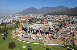 Green Point Stadium.  Cape Town.  September 04 2008<br /> Photo by Michael Walker