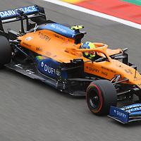 28.08.2020, Circuit de Spa-Francorchamps, Spa-Franchorchamps, FORMULA 1 ROLEX BELGIAN GRAND PRIX 2020<br />  , im Bild<br /> Lando Norris (GBR#4), McLaren F1 Team<br /> <br /> Foto © nordphoto / Bratic