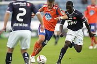Fotball. Tippeligaen. 17.07.2011<br /> Viking v Aalesund.<br /> Viking Stadion, Stavanger.<br /> Foto : Simon Rogers, Digital Sport.<br /> <br /> Viking : King Osei Gyan<br /> Aalesund : Christian Myklebust