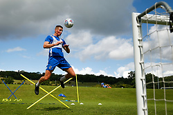 Alfie Kilgour of Bristol Rovers trains - Mandatory by-line: Matt McNulty/JMP - 31/07/2017 - FOOTBALL - Bristol Rovers Training Ground - Bristol, England - Bristol Rovers Training