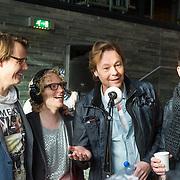 NLD/Hilversum/20131130 - Start Radio 2000, interview dj's