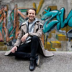 20210414: SLO, People - Portrait of Nik Skrlec