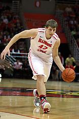 Jordan Threloff Illinois State Redbird Basketball Photos