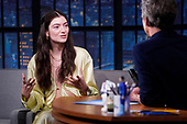 """July 21, 2021 - NY: NBC'S """"Late Night with Seth Meyers"""" - Episode 1173A"""