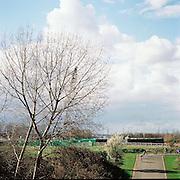 Eastway road circuit, Stratford east London