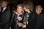 HON HANNAH ROTHSCHILD; LMARCHIONESS OF DUFFERIN AND AVA, Everyman 25th Anniversary party, Spencer House. St. James' Place. London. SW1. 26 October 2016