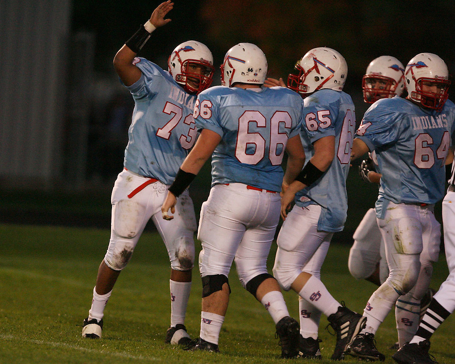 Saint Joseph's High School Varsity Football 2008.Saint Joseph's (26) vs. Lakeland (14)