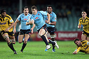 Drew Mitchell. Waratahs v Hurricanes. 2012 Super Rugby round 15 match. Allianz Stadium, Sydney Australia on Saturday 2 June 2012. Photo: Clay Cross / photosport.co.nz