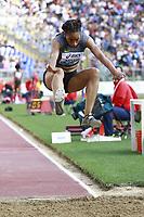 Jeanine Assani Issouf FRA   <br /> Roma 02-06-2016 Stadio Olimpico.<br /> IAAF Diamond League 2016<br /> Atletica Legera <br /> Golden Gala Meeting - Track and Field Athletics Meeting<br /> Foto Cesare Purini / Insidefoto