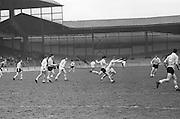 Railway Cup Football Final. Connacht v Ulster. Croke Park, Dublin. 17th March 1971. 17.03.1971.