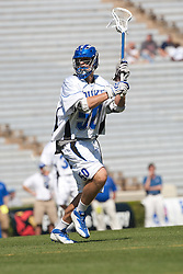 26 April 2009: Duke Blue Devils attackman Will McKee (50) during a 15-13 win over the North Carolina Tar Heels during the ACC Championship at Kenan Stadium in Chapel Hill, NC.