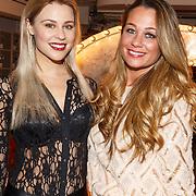 NLD/Amsterdam/20151119 - Esquire Best Geklede man 2015, Celine Huijsmans en vriendin