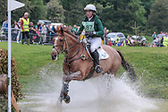 PINK GIN ridden by Aoife Clark (Ireland) at Bramham International Horse Trials 2016 at  at Bramham Park, Bramham, United Kingdom on 11 June 2016. Photo by Mark P Doherty.