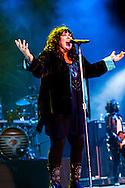 Ann Wilson, the lead singer of Heart, performs at the 2010 Lilith Fair at Mountain View, California.