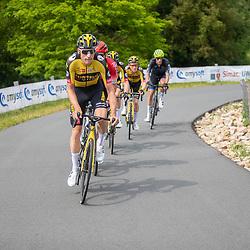 WIJSTER (NED) June 20: <br /> CYCLING <br /> Dutch Nationals Road Men up and around the Col du VAM<br /> Mike Teunissen (Netherlands / Team Jumbo - Visma)<br /> Sam Oomen