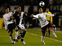20090603: RIO DE JANEIRO, BRAZIL - Corinthians vs Santos FC – Semi Finals: Brazilian Cup 2009. In picture: Jorge Henrique (Corinthians, R). PHOTO: CITYFILES