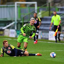 Forest Green Rovers v Stevenage
