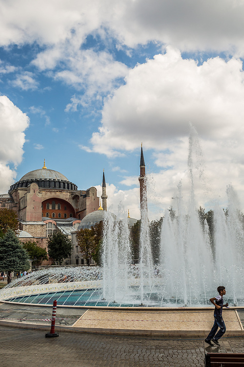 once a Byzantine church, now a museum, travel