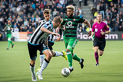 Tonny Vilhena of Feyenoord during the Dutch Eredivisie match between Heracles Almelo and Feyenoord Rotterdam at Polman stadium on September 09, 2017 in Almelo, The Netherlands