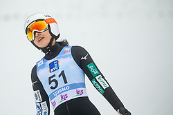 MARUYAMA Nozomi (JPN) during second round on day 2 of  FIS Ski Jumping World Cup Ladies Ljubno 2020, on February 23th, 2020 in Ljubno ob Savinji, Ljubno ob Savinji, Slovenia. Photo by Matic Ritonja / Sportida