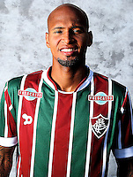 "Brazilian Football League Serie A / <br /> ( Fluminense Football Club ) - <br /> Wellington do Nascimento Silva "" Wellington Silva """