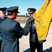 Commando overdracht Manderfeld vliegbasis Soesterberg