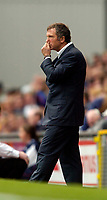 Fotball<br /> Foto: SBI/Digitalsport<br /> NORWAY ONLY<br /> <br /> Blackburn Rovers v Manchester United<br /> Barclays Premiership, 28/08/2004<br /> <br /> What a stink, as Graeme Souness Blackburn are denied three points after the referee misses a clear handball in the build up to Manchester Uniited's equaliser.