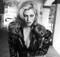 Diora Baird; Diora Baird by Andrew Edelman; Diora Baird, Self Assignment, September 1, 2004  (Photo by Andrew Edelman/Contour by Getty Images)