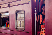 Sri Lanka's rail network links the capital city, Columbo, with other cities and tourist destinations across the country.