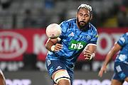 Patrick Tuipulotu.<br /> Blues v Force, Sky Super Rugby Trans-Tasman. Eden Park, Auckland. New Zealand. Saturday 12 June 2021. © Copyright Photo: Andrew Cornaga / www.photosport.nz